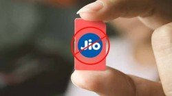 How To Block Reliance Jio SIM Through Website And Store
