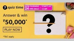 Amazon Quiz Answers For September 18: Win Rs. 50,000 Amazon Pay Balance