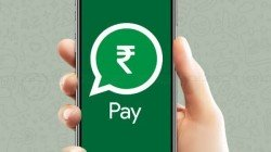WhatsApp Payments Cashback Offer Spotted; Can It Take On Google Pay, PhonePe?