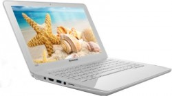 Lenovo Ideapad S206 (59-338053) Laptop (APU Dual Core/ 2GB/ 320GB/ Win7 Starter)