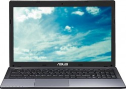 Asus A55DR-SX102D Laptop (APU Quad Core A8/ 4GB/ 750GB/ DOS/ 1GB Graph)