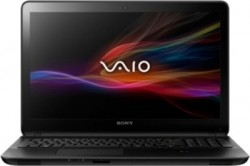 Sony VAIO Fit 15E SVF15318SNB Laptop (4th Gen Ci5/ 4GB/ 500GB/ Win8/ 1GB Graph)