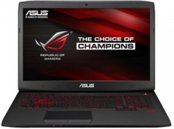 Asus G751JM-T7066P ROG Series G751JM Core i7 - (24 GB DDR3/1 TB HDD/2 GB Graphics) Notebook