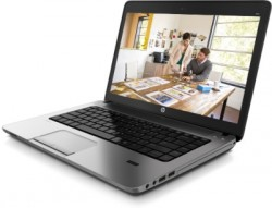 HP ProBook ProBook - S Series 430 G2 Intel Core i5 - (4 GB DDR3/500 GB HDD/Windows 8 Pro) Notebook