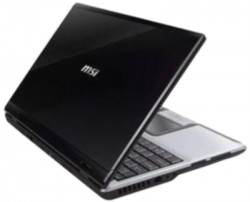 MSI CR620-I3 Laptop (1st Gen Ci3/ 2GB/ 320GB/ Win7 HB)