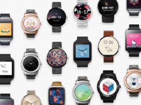 Android Wear Get 17 new Watch Faces, Partners with Designer and Brands