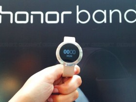 Huawei Honor Band Z1 first impressions: Minimalistic Design, Looks Elegant, Tough from Inside