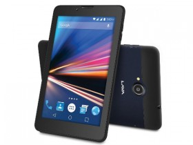 Lava Just Launched Ivory S 4G, Its First 4G Enabled Tablet at Rs 8,799