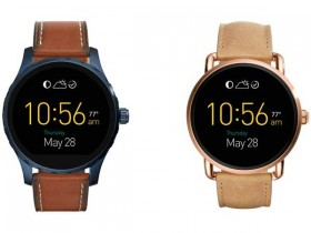 Fossil to launch Q Marshal, Q Wander and one other series of connected smartwatches