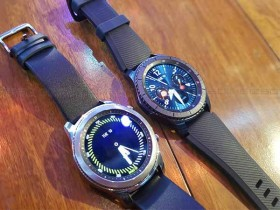 Samsung Gear S3 First Impressions: Appealing design and loaded with features