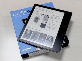 Kindle Oasis 2017 first impression: Quite a device for ardent readers