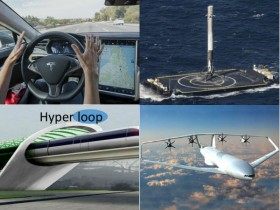 Apart from Falcon Heavy, here are some of Elon Musk's known inventions