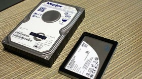 Major differences between SSD and HDD