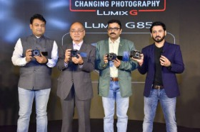 Panasonic India launches Lumix G7 and G85 camera