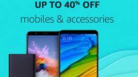 Amazon summer sale offers on smartphones, Laptops, Tablets, camera, accessories and more
