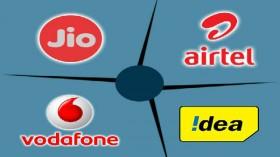 Reliance Jio vs Airtel vs Vodafone vs Idea: 3GB data plans compared