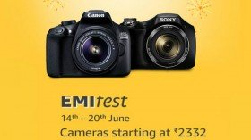 EMI Fest on Cameras from Canon, Sony and Leica