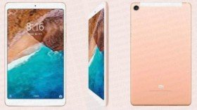 Xiaomi Mi pad 4 leaked in advertising images; tipped to feature Snapdragon 660