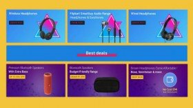 World Music Day: Discounts on headphones, home-theaters and more on Flipkart