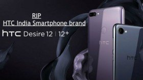 HTC Says Goodbye to the Indian smartphone market: Closes smartphone operation