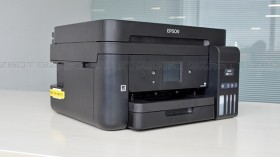 Epson L6190 InkTank review: Printing made cheap and easy