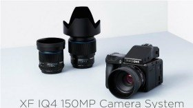 Phase One introduces 151MP XF IQ4 camera system