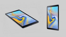 Samsung announces Galaxy Tab A (2018) with 10.5-inch display, 4G LTE, 7300mAh battery and more