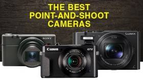 5 best point-and-shoot cameras you should consider buying