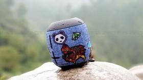UE Wonderboom Freestyle Bluetooth speaker is perfect for avid travellers