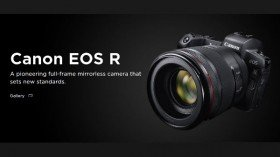 Canon launches EOS R full-frame mirroless camera with 5,655 AF points to take on Nikon