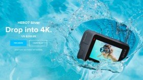 GoPro launches HERO7 Black with HyperSmooth mode, live streaming and more
