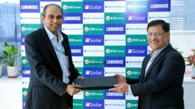 Luminous partners with IDBI Bank to make solar affordable for homes
