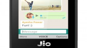WhatsApp now available for JioPhone and JioPhone 2: How to install WhatsApp on JioPhone?
