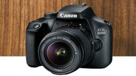 Flipkart Big Billion Days sale: Get 40% discount on Canon EOS 3000D