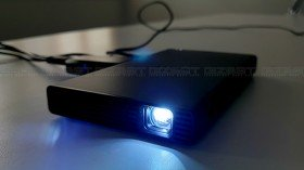 Sony MP-CD1 Review: Ultra-portable mobile projector for home and office