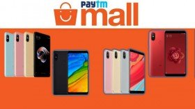 Xiaomi phones available with discounts in Paytm Mall: Redmi Note 5 Pro, Mi A2, and more