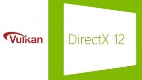 Difference between Vulkan and DirectX 12 API