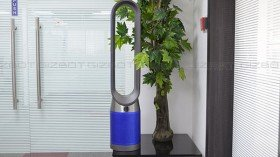 Dyson Pure Cool Tower air purifier review: Ensures that you breathe in clean and fresh air