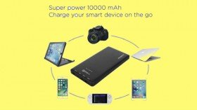 Stuffcool launched 10000mAh Type-C power bank in India for Rs 2,999