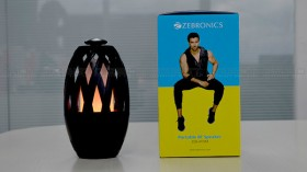 Zebronics Atom Bluetooth speaker review: A good buy this festive season