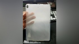 Alleged Apple iPad mini 5 case leaks showing dual rear cameras