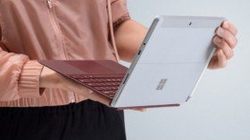 Microsoft Surface Go pre-order in India: Price starts at Rs 37,999 and goes upto Rs 49,999