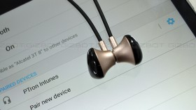 PTron InTunes Bluetooth Headset review: Go for the style