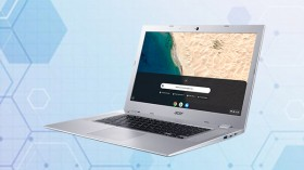 Acer introduces its first Chromebook Powered by AMD A-Series processors with Radeon Graphics