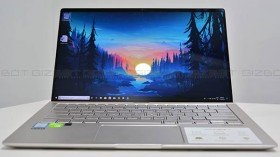 ASUS ZenBook 14 UX433 laptop review: Tightly-packed and powerful