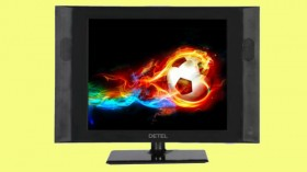 Detel D1 LCD TV review: Super-affordable television with modern touch