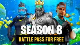 Fornite Season 8 Battle Pass: Here's how to get it for free