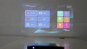 Optoma ML330 Ultra-compact Android LED projector review: Compact and smart