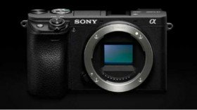 Sony A6400 mirrorless camera launched in India starting from Rs. 75,990