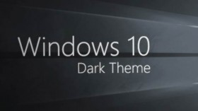 7 Windows 10 dark themes you should try